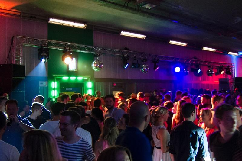 Munchen Tunnel Party 1 - Sisteme de sonorizare Kling & Freitag