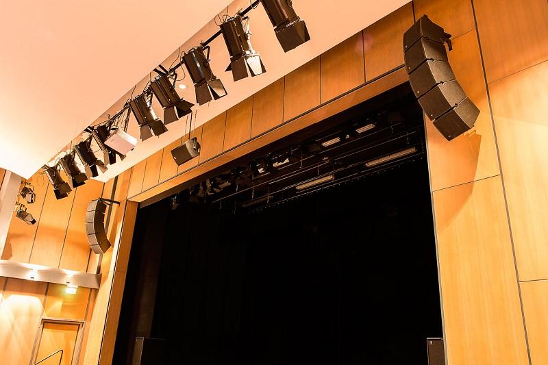 Sisteme de sonorizare pentru teatru Kling & Freitag - vedere ansamblu
