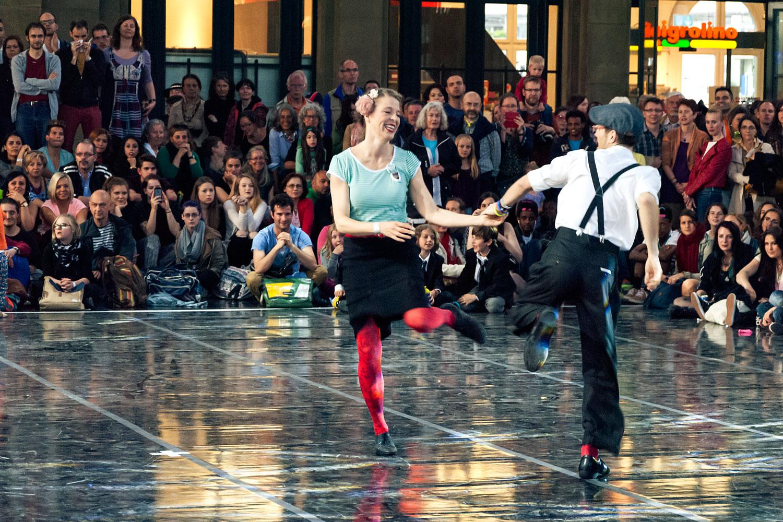 Festivalul dansului Zurich
