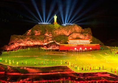 Eveniment China has Mao