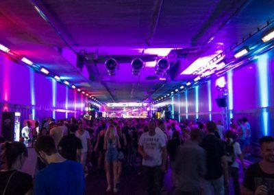 Munchen Tunnel Party