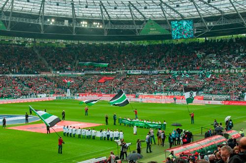Sonorizare stadion Bundesliga Hanovra 96